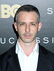 HBO's 'Succession' Premiere Held at the Time Warner Center on May 22, 2018. 22 May 2018 Pictured: Jeremy Strong. Photo credit: Steven Bergman/AFF-USA.COM / MEGA TheMegaAgency.com +1 888 505 6342