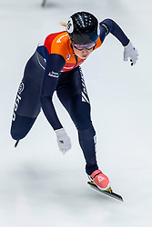 13-01-2019 NED: ISU European Short Track Championships 2019 day 3, Dordrecht<br /> Lara van Ruijven #16 NED