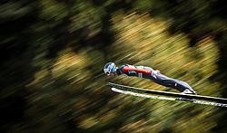 06.10.2013, Bergisel, Innsbruck, AUT, OeSV, Oesterreichische Staatsmeisterschaften Ski Nordisch, im Bild Michael Hayboeck (AUT). EXPA Pictures © 2013, PhotoCredit: EXPA/ Juergen Feichter