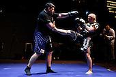 UFC 127 workout