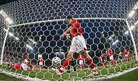 1:1 Tor Schweden,  Joe Cole England nach dem 1:1<br /> Fussball WM 2006 Schweden - England 2:2<br /> Sverige - England<br /> Norway only