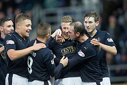 Falkirk 3 v 0 St Mirren. Scottish Championship game played 21/10/2015 at The Falkirk Stadium.