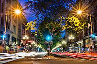 Yesler Way & 1st Avenue, Pioneer Square