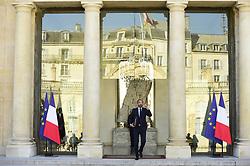 October 10, 2018 - Paris, France, France - Edouard Philippe - premier Ministre / Ministre de l interieur par interim (Credit Image: © Panoramic via ZUMA Press)