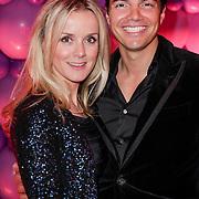 NLD/Amsterdam/20120330 - Emma Raising Fund Night, Suze Mens en partner Emiel de Sevren Jacquet