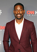 December 17, 2017-New York, NY-United States: Actor Sterling K. Brown attends the 11th Annual CNN Heroes All-Star Tribute held at the American Museum of Natural History on December 18, 2017 in New York City. The All-Star Tribute ceremony honors everyday people changing the world. Terrence Jennings/terrencejennings.com