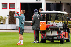 14.03.2019, Säbener Strasse, Muenchen, GER, 1. FBL, FC Bayern Muenchen vs 1. FSV Mainz 05, Training, im Bild Joshua Kimmich (FC Bayern) // during a trainings session before the German Bundesliga 26th round match between FC Bayern Muenchen and 1. FSV Mainz 05 at the Säbener Strasse in Muenchen, Germany on 2019/03/14. EXPA Pictures © 2019, PhotoCredit: EXPA/ Lukas Huter
