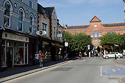 Main Street and The Market Cross, Killarney during summertime of 2010..Picture by Don MacMonagle