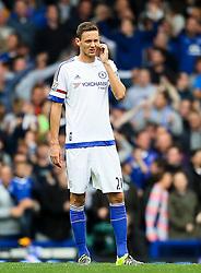 Nemanja Matic of Chelsea looks dejected after conceding the third goal  - Mandatory byline: Matt McNulty/JMP - 07966386802 - 12/09/2015 - FOOTBALL - Goodison Park -Everton,England - Everton v Chelsea - Barclays Premier League