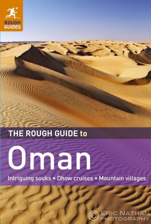 Rough Guides Oman cover