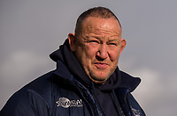 Sale Sharks' Head Coach Steve Diamond<br /> <br /> Photographer Bob Bradford/CameraSport<br /> <br /> European Rugby Heineken Champions Cup Group B - Exeter Chiefs v Sale Sharks - Sunday 15th December 2019 - Sandy Park - Exeter<br /> <br /> World Copyright © 2019 CameraSport. All rights reserved. 43 Linden Ave. Countesthorpe. Leicester. England. LE8 5PG - Tel: +44 (0) 116 277 4147 - admin@camerasport.com - www.camerasport.com