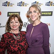 Sponsor ams Neve attend The Music Producers Guild Awards at Grosvenor House, Park Lane, on 27th February 2020, London, UK.