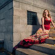 Soprano Jennifer Johnson Cano for the Boston Lyric Opera's production of 'Carmen'