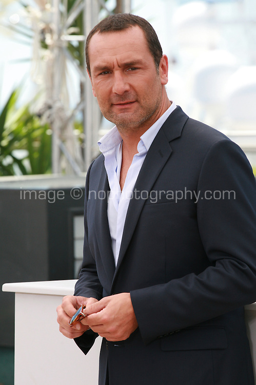Actor Gilles Lellouche at the Inside Out film photo call at the 68th Cannes Film Festival Monday May 18th 2015, Cannes, France.