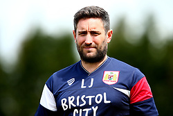 Bristol City head coach Lee Johnson during Bristol City's return to training ahead of their 2017/18 Sky Bet Championship campaign - Mandatory by-line: Robbie Stephenson/JMP - 30/06/2017 - FOOTBALL - Failand Training Ground - Bristol, United Kingdom - Bristol City Pre Season Training - Sky Bet Championship
