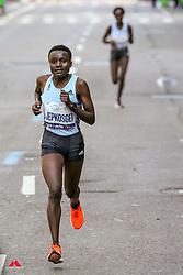 Joyciline Jepkosgei, Kenya, adidas, <br /> wins in debut TCS New York City Marathon 2019