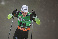 Benjamin Crv (SLO) during the Ladies sprint free race at FIS Cross Country World Cup Planica 2019, on December 21, 2019 at Planica, Slovenia. Photo By Peter Podobnik / Sportida
