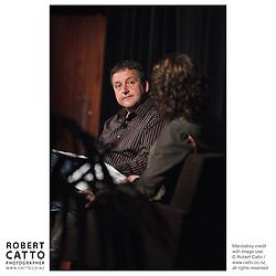 Tom Brisley at the Spada Conference 06 at the Hyatt Regency Hotel, Auckland, New Zealand.<br />