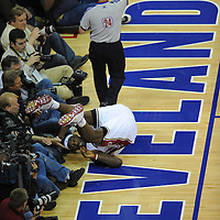 4.30.2008 Washington Wizards at Cleveland Cavaliers