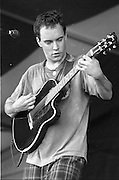 Dave Matthews, NO Jazz Fest 1996