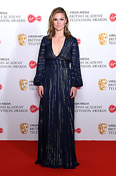Julia Stiles in the press room during the Virgin Media BAFTA TV awards, held at the Royal Festival Hall in London. Photo credit should read: Doug Peters/EMPICS