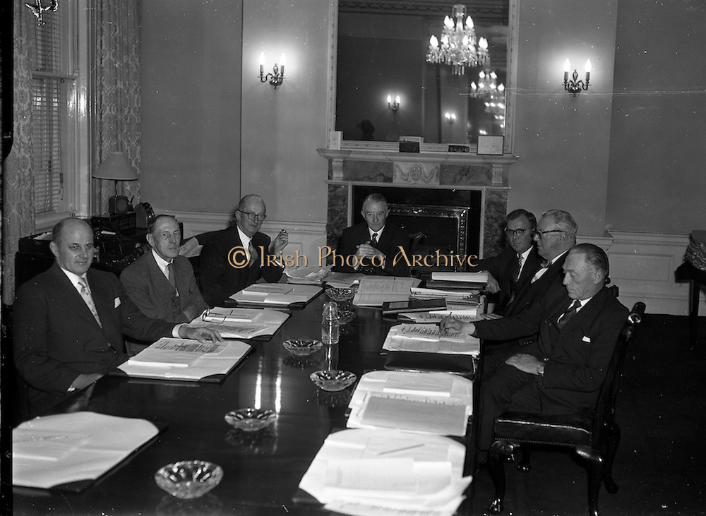 16/12/1959<br /> 12/16/1959<br /> 16 December 1959<br /> <br /> Mr. S.F. Thompson; Dr. C.K. Mill;Mr. J.J. O'Leary; Dr. J.P. Beddy;Mr. F. Casey;Mr. M.W. O'Reilly and Mr Joseph Griffin