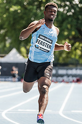 adidas Grand Prix Diamond League Track & Field: high school boys Dream 100m, Tavien Feaster