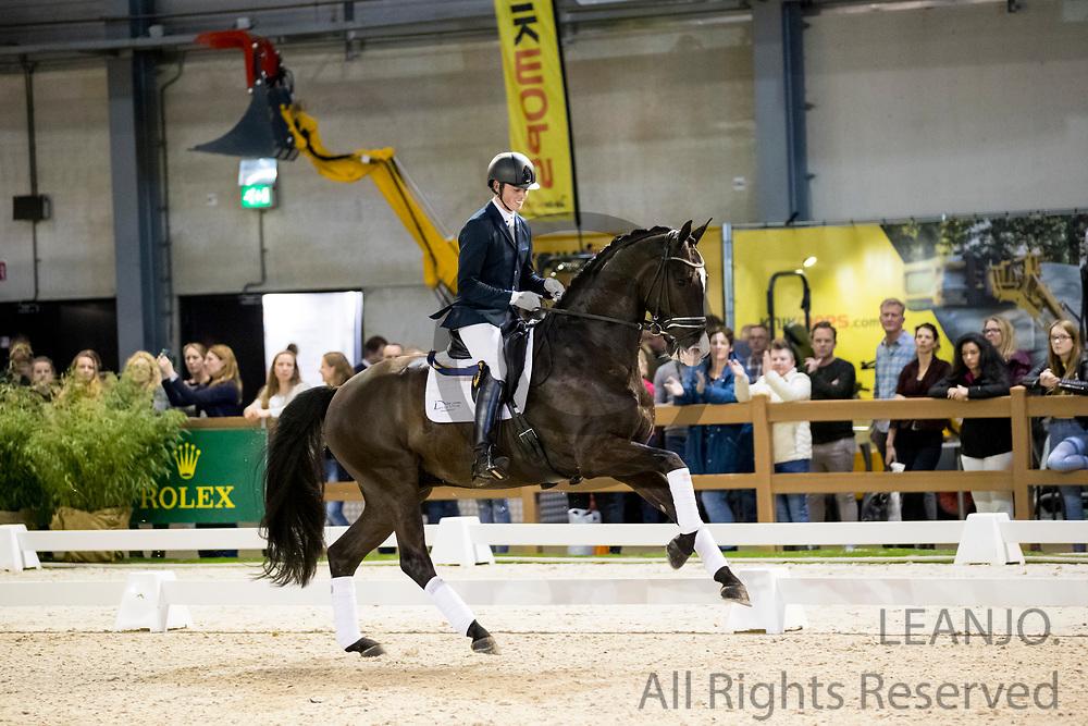 Lars op 't Hoog - Handretti<br /> Indoor Brabant 2019<br /> © DigiShots