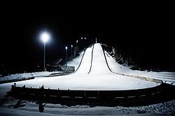 National championship in ski jumping in NC Planica on December 23rd, Rateče, Slovenia. Photo by Grega Valancic / SPORTIDA