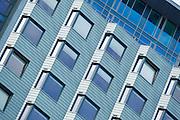 Student housing at the London Metropolitan University in Whitechapel, London