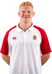 John Brake of England Rugby 7s - Mandatory by-line: Robbie Stephenson/JMP - 17/09/2019 - RUGBY - The Lansbury - London, England - England Rugby 7s Headshots
