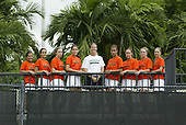 9/3/03 Women's Tennis Team Photo #1