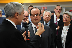 France: Safran Electronics and Defence Research and Development Center Opening, 5 Oct. 2016