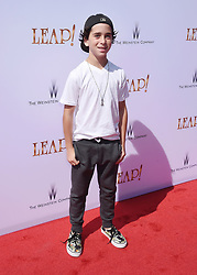 LOS ANGELES, CA - AUGUST 19: Actress Debbie Sherman attends the premiere of The Weinstein Company's 'Leap!' at Pacific Theatres at The Grove Los Angeles on August 19, 2017 in Los Angeles, California. 19 Aug 2017 Pictured: LOS ANGELES, CA - AUGUST 19: Actor Jason Drucker attend the premiere of The Weinstein Company's 'Leap!' at Pacific Theatres at The Grove Los Angeles on August 19, 2017 in Los Angeles, California. Photo credit: Jeffrey Mayer / MEGA TheMegaAgency.com +1 888 505 6342