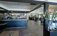 BRIELLE -  Interieur clubhuis. Kleiburg , golfbaan.  COPYRIGHT KOEN SUYK