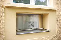 DEU, Deutschland, Germany, Berlin, 05.05.2014:<br />Die erste Babyklappe im Ostteil Berlins ist diese am Vivantes Klinikum in Hellersdorf.