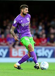 Eros Pisano of Bristol City - Mandatory by-line: Dougie Allward/JMP - 15/08/2017 - FOOTBALL - Griffin Park - Brentford, England - Brentford v Bristol City - Sky Bet Championship