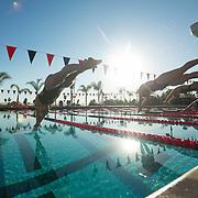 12/02/2016 - Women's Swimming v Pepperdine
