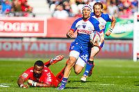 Gio APLON  - 11.04.2015 - Grenoble / Toulon  - 22eme journee de Top 14 <br />Photo :  Jacques Robert / Icon Sport