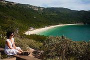 Arraial do Cabo_RJ, Brasil...Praia do Forno em Arraial do Cabo, Rio de Janeiro...The Forno beach in Arraial do Cabo, Rio de Janeiro...Foto: LEO DRUMOND / NITRO