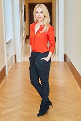 Silvia SCHNEIDER bei der Pressekonferenz zu den look! Women of the Year-Awards 2016 im Hotel Park Hyatt Wien / 301116<br /> <br /> ***Press conference of look! Women of the Year-Awards 2016 at Hotel Park Hyatt in Vienna, November 30th, 2016***