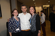SOFIE BODDY; RICHARD BACON; PAM LLOYD, STREETSMART RAISES RECORD-BREAKING £805,000 TO TACKLE HOMELESSNESS. Celebrate with a drinks party at the Cabinet Office. Horse Guards Rd. London. 13 May 2013.