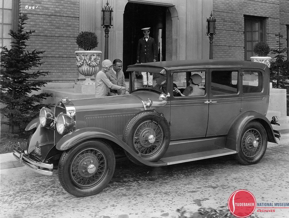 1928 Studebaker President Sedan