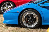 Lamborghini Diablo SV - Custom Cars & Coffee November 2014