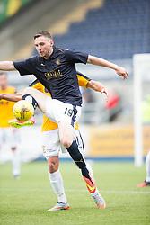 Falkirk's Bob McHugh. Falkirk 3 v 1 East Fife, Petrofac Training Cup played 25th July 2015 at The Falkirk Stadium.
