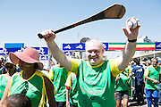 22/11/2015  repro fee. A group of  irish people travelled with Gorta-Self Help Africa travelled to the capital of Ethiopia Addis Ababa for the great Ethiopian run. In temperatures in the mid 30 degree heat and 40,000 people and a city at 7,500 feet above sea level, it's no mean feat.  Brian Smith, Blackrock, Cork  at the end of the race   .  Photo:Andrew Downes.