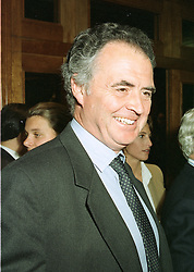 MR PETER HAMBRO of the banking family, at a fashion show in London on April 30th 1997.LYA 39