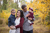 Fall Family Pictures at Tyler Park, Bucks County PA