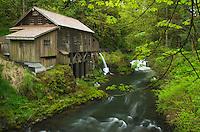 Cedar Creek Grist Mill, Skamania County Washington