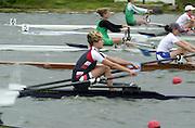 Nottingham, National Rowing Championship.<br /> 2001 Championships<br /> Photo Peter Spurrier.<br /> <br /> Sat 21th July 2001     [Mandatory Credit;Peter SPURRIER;Intersport Images] 20010723 National Rowing Championships, Nottingham. UK